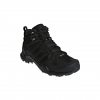 Adidas Outdoor Men's Terrex Swift R2 Mid GTX Hiking Shoes, Black/Black/Black, 10 US
