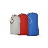 Big Agnes Essentials Stuff Sacks 2L/3L/5L, Light Gray/Red/Blue