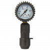 K-Pump K-Pump Kwik Check Standard Pressure Gauge, Black