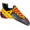 La Sportiva Genius Climbing Shoe - Men's-Red-43.5
