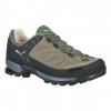 Demo, Salewa MTN Trainer L Men's Approach Shoes, Walnut/Golden Palm, 9 US