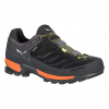 Demo, Salewa MTN Trainer GTX Men's Approach Shoes, Black Out/Holland, 9 US