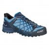 Demo, Salewa Wildfire Men's Approach Shoes, Premium Navy/Royal Blue, 9 US