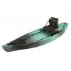 NuCanoe Frontier Canoe, 12ft, Gulf Storm, 12 FT