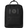 Fjallraven Kanken No. 2 Black Backpack, Black