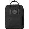 Fjallraven Kanken No. 2 Black Mini Backpack, Black