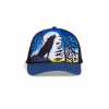 Sunday Afternoons Artist Trucker Cap, Howling Moon, One Size