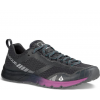 Vasque Vertical Velocity Trail Running Shoes Womens, Ebony/Wild, 6 US,  060