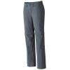 Mountain Hardwear Mirada Convertible Pant   Women's, Dark Tannin, 10