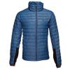 Brooks-Range Mountaineering Hybrid Down Sweater-Alpine Blue-Medium