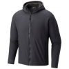 Mountain Hardwear ATherm Hooded Jacket - Men's-Altitude Blue-Large