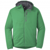 Outdoor Research Ascendant Jacket, Men's, Aloe/Charcoal, L