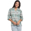 Kuhl Womens Spektra Plaid, Jasper, L