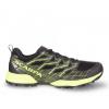 Scarpa Neutron 2 Gtx Trail Running Shoe   Men's, Black/Green Tender, 40