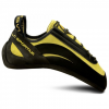 La Sportiva Miura Rock Climbing Shoe - Men's, Black/Yellow, 36