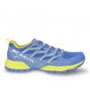 Scarpa Neutron 2 Trail Running Shoe   Men's, Grecian Blue/Spring Green, 40
