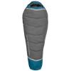 ALPS Mountaineering Blaze 0 Sleeping Bag, Regular, Blue Coral/Coal, 32in x 80in