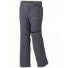Marmot Lobo's Convertible Pant - Girl's-Dark Steel-X-Small