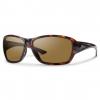 Smith Purist Sunglasses, Tortoise/ChromaPopPolarBrown