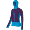 Mammut Aconcagua Pro ML Hooded Jacket - Women's-Velvet/Atlantic-Large