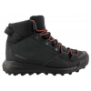 Adidas Outdoor CW Winterpitch Mid Winter Boot - Men's-Black/Scarlet/Grey-Medium-12