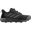 Adidas Outdoor Terrex Voyager DLX Watersport Shoe - Men's-Black/Vista Grey/Black-Medium-7.5
