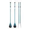 Jobe Fiberglass Paddle, 3 Pc. Adjustable, Blue