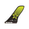 Jobe FCS Touring Center SUP Fin, 9in