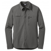 Outdoor Research Ferrosi Utility Long Sleeve Shirt, Pewter, XXL