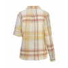 Woolrich Carabella Convertible Women's Shirt, Aqua Ice, L