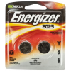 Energizer 3 Volt Button CR Cell Batteries, 2 Pack