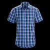 Arc'Teryx Brohm Short Men's Sleeve Shirt, Adrift, Large
