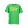 Marmot Boys 74 Tee Short Sleeve, Bright Grass, L,  Grass-L