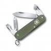 Victorinox Cadet Swiss Army Knife, Olive Alox