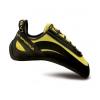 La Sportiva Miura Climbing Shoe - Men's-Black/Yellow-38