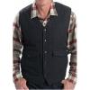 Woolrich Teton Vest - Men's-Gray-Small