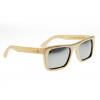 Earth Wood Sunglasses Ona 102b, Khaki/tan