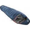 Vaude Kiowa 500   Left Sleeping Bag, Blue