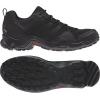 Adidas Outdoor Men's Terrex AX2R GTX Hiking Shoes, Black/Black/Grey Five, 10 US