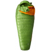 Mountain Hardwear Phantom Flame 15 Sleeping Bag (800 Down) Cyber Green Regular Left