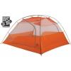 Big Agnes Copper Spur Hv Ul1 Tent   1 Person, 3 Season Gray/Orange