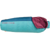 Big Agnes Slavonia 30 Sleeping Bag (Synthetic)-Green/Blue-Petite-Left