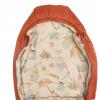 Kelty Woobie 30 Degree Girl's Sleeping Bag, Burnt Sienna