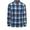 Woolrich Stone Rapids Eco Rich Shirt - Men's-Blue Jay Buffalo-Small