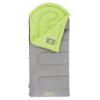 Coleman Dexter Point 40 Sleeping Bag, Contoured Head, Gray/Green, 78x33in