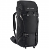Vaude Astra Light 60   Black