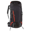 Vaude Asymmetric 52+8 Backpack, Black