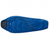 Jack Wolfskin SMOOZIP 3 Synthetic Fill Sleeping Bag, Classic Blue, One Size
