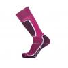 Point 6 Ski Medium OTC Women's Sock, Lipstick, Small