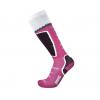 Point 6 Ski Pro/Frost Light OTC Women's Sock, Lipstick, Small